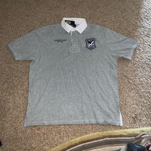 NWT Polo Ralph Lauren New York grey shirt size XL